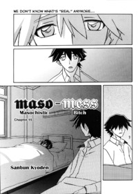 Maso Mess Ch15 Cover